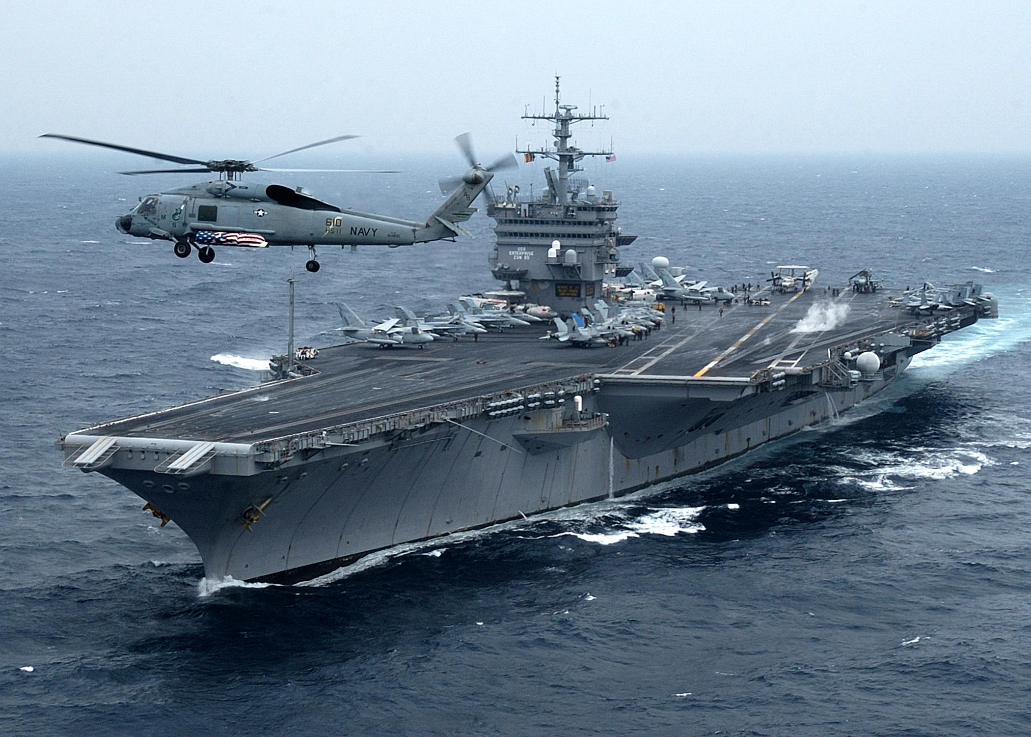 Below is part of the official U.S. Navy press release on Capt. Owen