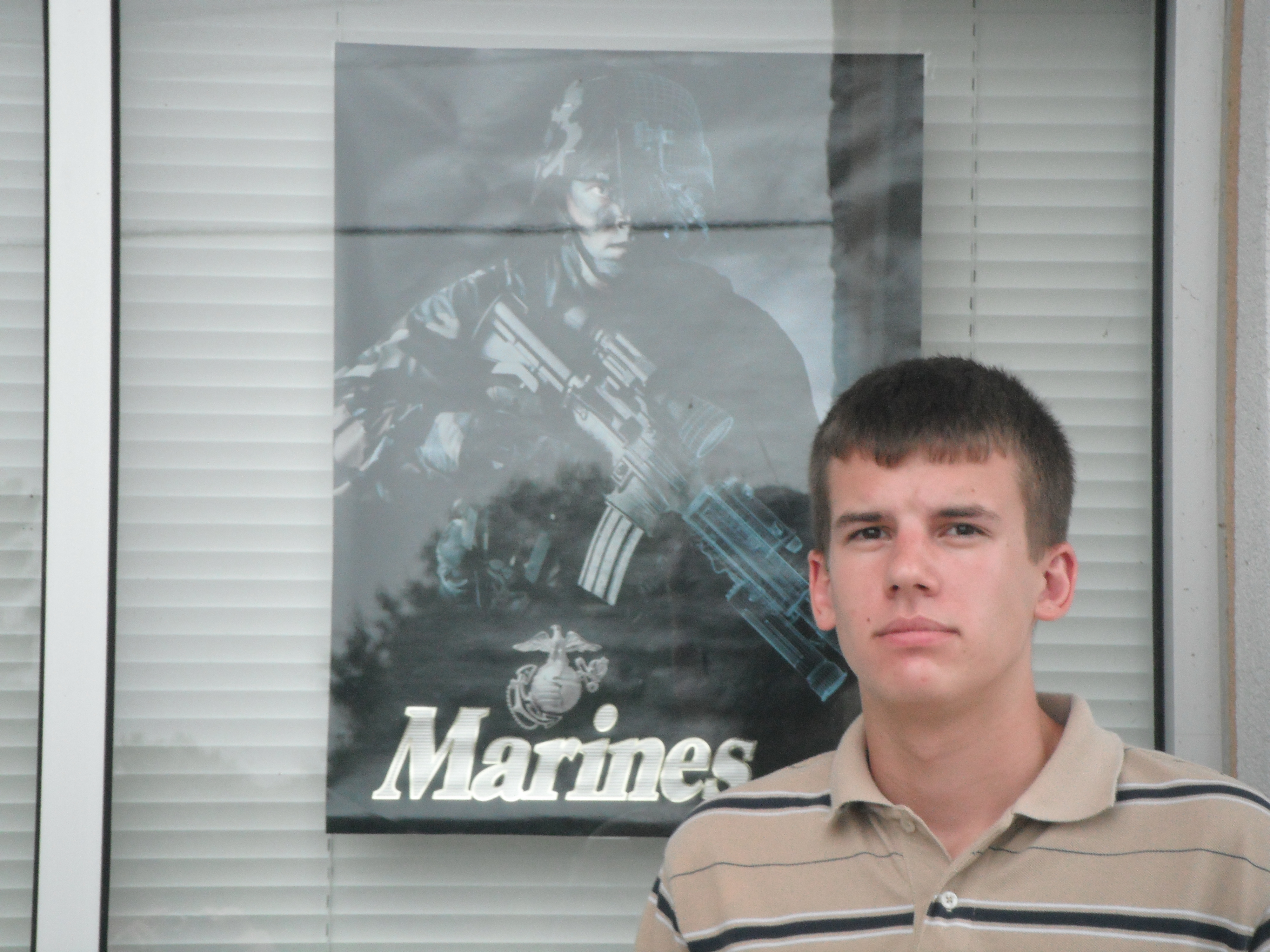 I need Marine Corps Boot Camp letters home.?