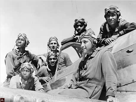 Come Face to Face with History: Tuskegee Airmen (2/2)