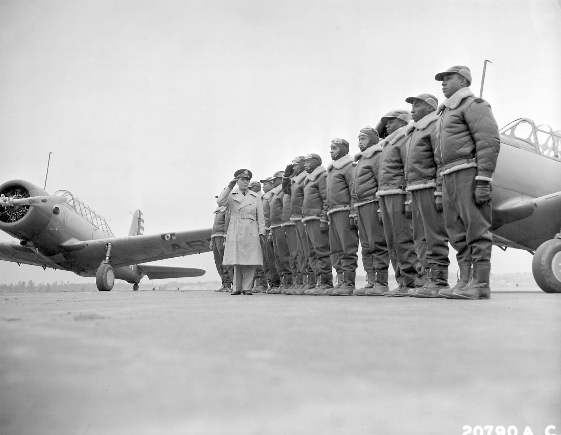 tuskegee airmen mark mission to berlin anniversary off the base tuskegee
