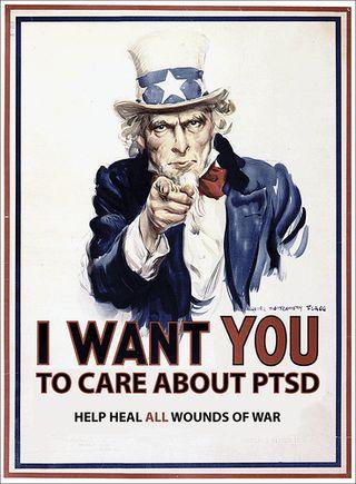 12 Organizations Working to Raise PTSD Awareness