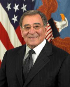 Sec. of Defense Leon Panetta