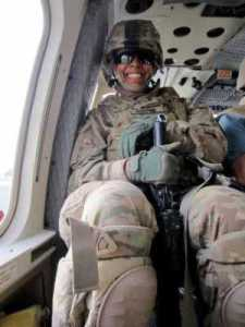 Army Spc. Brittany B. Gordon was the daughter of St. Petersburg Assistant Police Chief Cedric Gordon and his former wife, Brenda Gordon. Photo courtesy of the Gordon family.