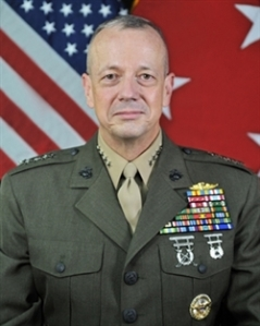Gen. John Allen, ISAF Commander. Photo courtesy of the DoD.