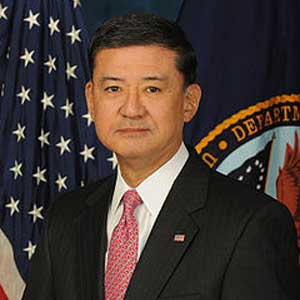 VA Sec. Eric Shinseki Photo credit: va.gov