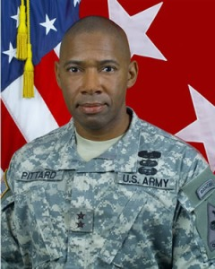 Maj. Gen. Dana Pittard, commander of Fort Bliss. Photo credit: army.mil
