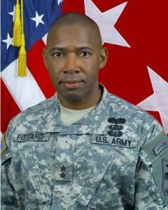 Maj. Gen. Dana Pittard, commander of Fort Bliss. Photo credit: army.mil