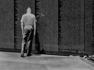 Vietnam War Memorial courtesy of bigreadblog.arts.gov