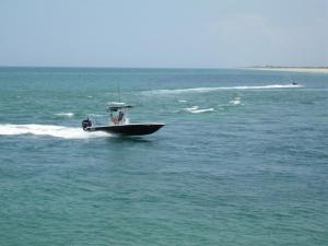The waters off MacDill AFB. Photo courtesy of MacDill Happenings.com