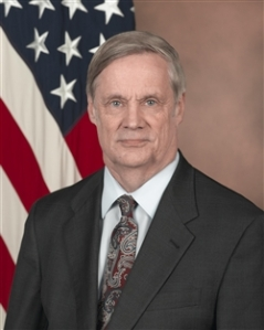Under Secretary of Defense and Chief Financial Officer Robert Hale. Photo courtesy: Department of Defense