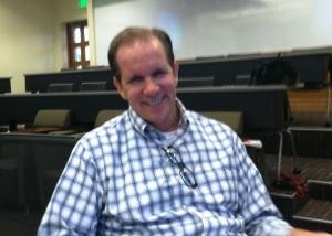Saint Leo associate professor Dr. Jim Whitworth is a 21-year Air Force veteran with a Ph.D. in social work.