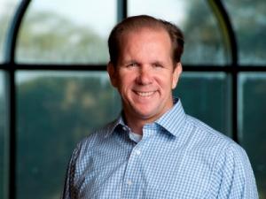 Air Force veteran and Saint Leo University faculty member Dr. Jim Whitworth, Ph.D.