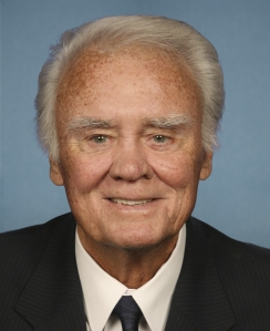 The late Congressman C.W. Bill Young.
