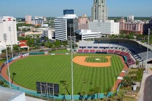 Al Lang Field, St. Petersburg, FL. Photo courtesy of StPete.org