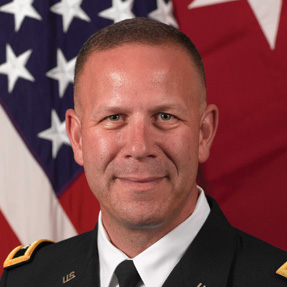 Maj. Gen. Jeffrey J. Snow