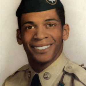 First Class Army Sgt. Melvin Morris served 23 years including two tours in Vietnam. Photo courtesy: Army News Service.