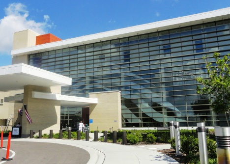 New Va Polytrauma Center Holds An Open House Off The Base
