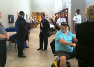 More than 180 veterans came to Jolly's Seminole Office, and a majority rated their  VA care from adequate to excellent.