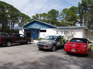 The Sarasota Disabled American Veterans Chapter 97 building on Bee Ridge Road.