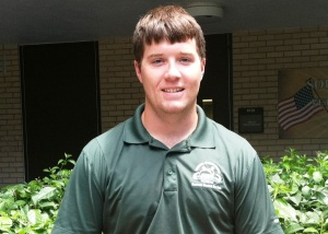 USF student veteran Joshua Gleaton will graduate in May 2015 with a criminology degree.