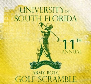 USF ARMY ROTC golf scramble
