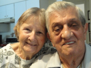 Joan and John Tedesco married more than 67 years.