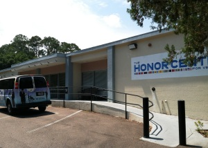 Honor_Center_entrance